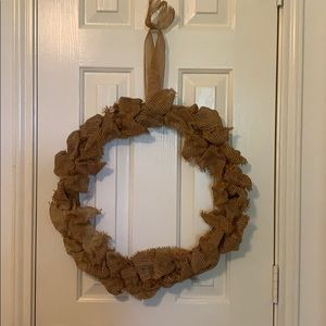 Other - ⚡️Flash Sale ⚡️ Burlap wreath